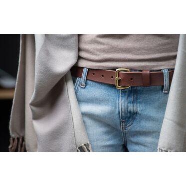 Женский ремень:  как подобрать и с чем носить