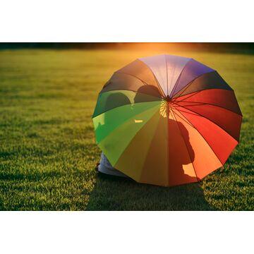 Как почистить и постирать зонт в домашних условиях?