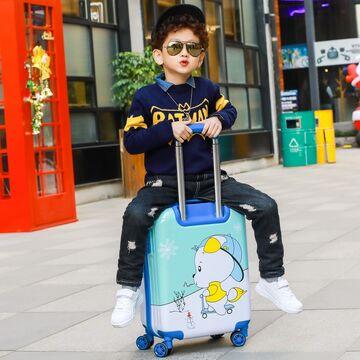 Детские чемоданы.  Что нужно знать при выборе.  Советы от Paradise.net.ua