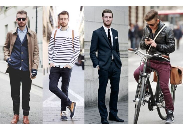 Что такое стиль одежды casual