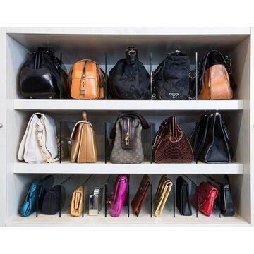 Как правильно хранить все виды сумок