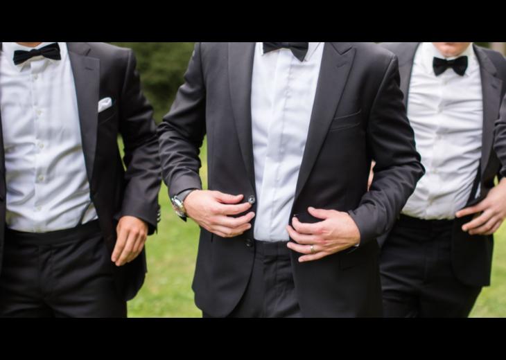 Выбираем стильные аксессуары для жениха