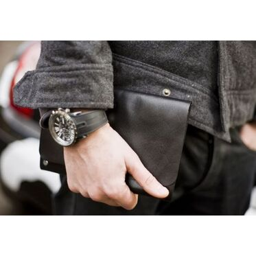 Как выбрать мужской  кошелек под свой стиль