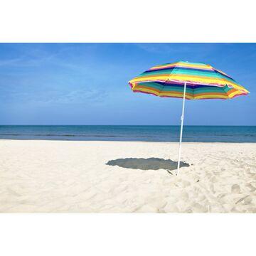 Как правильно выбрать и собрать пляжный зонт