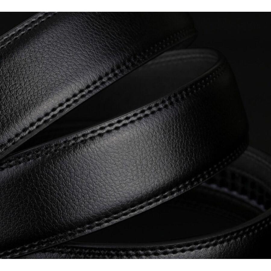 Мужские ремни и пояса - Мужской ремень DWTS, черный П0876