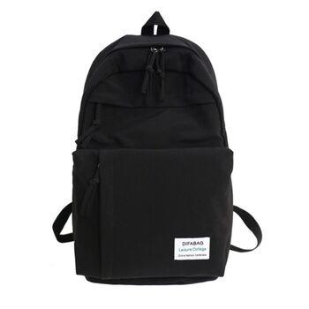 Женский рюкзак DCIMOR, черный 0885