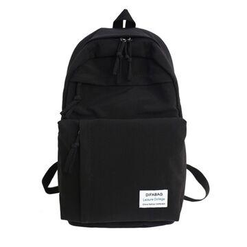 Женский рюкзак DCIMOR, черный П0885