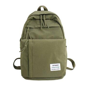 Женский рюкзак DCIMOR, зеленый П0886