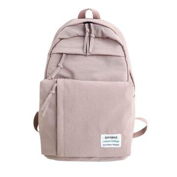 Женский рюкзак DCIMOR, розовый П0887