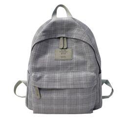 Женский рюкзак DCIMOR, серый 0891