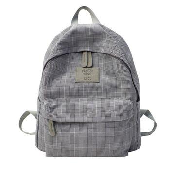 Женский рюкзак DCIMOR, серый П0891