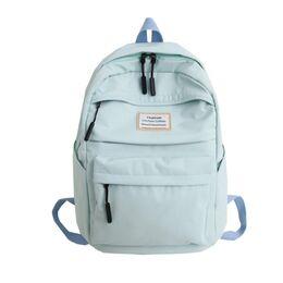 Женский рюкзак DCIMOR, голубой 0899