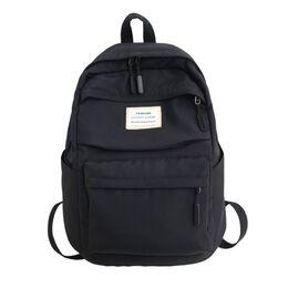 Женский рюкзак DCIMOR, черный 0900