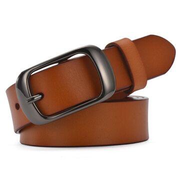 Женские ремни и пояса - Женский ремень CCOOLERFIRE, коричневый П0902