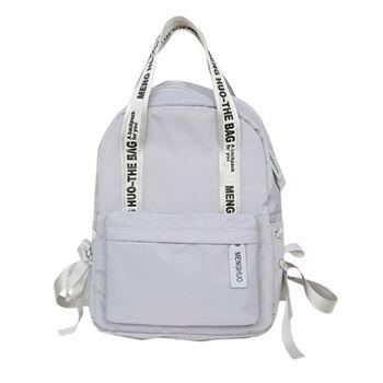 Женский рюкзак SOULSPRING, серый 0909