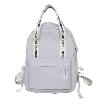 Женский рюкзак SOULSPRING, серый П0909