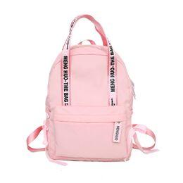 Женский рюкзак SOULSPRING, розовый 0911