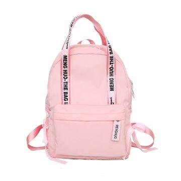 Женский рюкзак SOULSPRING, розовый П0911