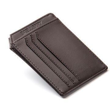 Мужской кошелек Baellerry, коричневый П0912