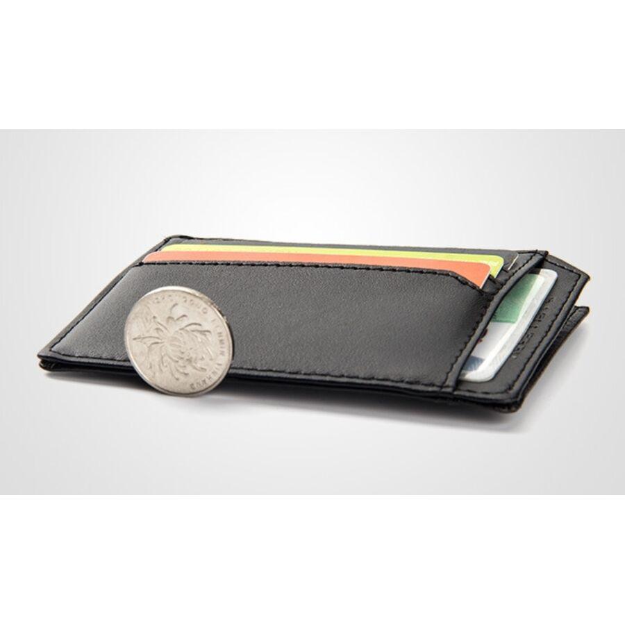 Мужские кошельки - Мужской кошелек Baellerry, коричневый 0912