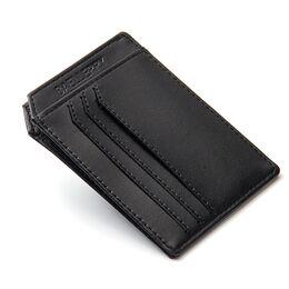 Мужской кошелек Baellerry, черный 0913