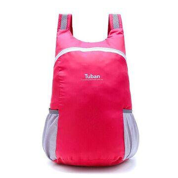 Складной рюкзак TUBAN, розовый П0916