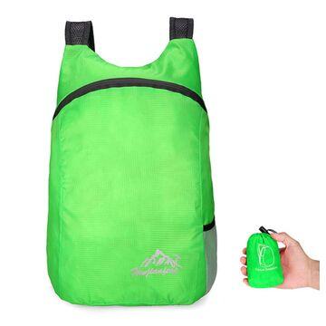 Складной рюкзак TUBAN, зеленый П0917