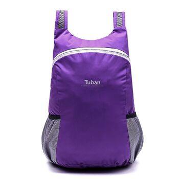 Складной рюкзак TUBAN, фиолетовый 0918