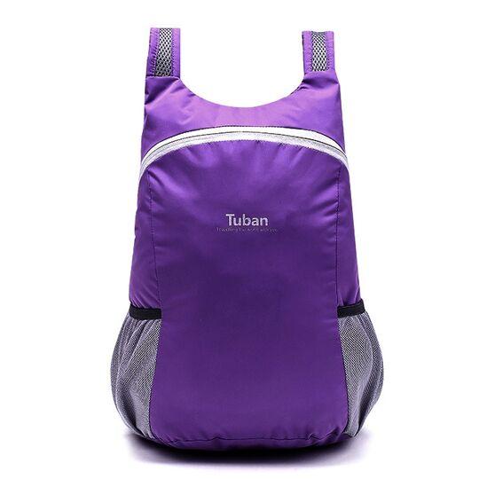 Рюкзаки - Складной рюкзак TUBAN, фиолетовый П0918