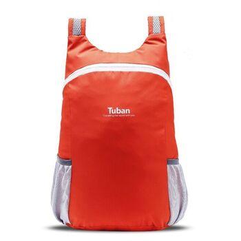 Складной рюкзак TUBAN, оранжевый П0919