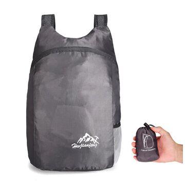 Складной рюкзак TUBAN, серый П0920