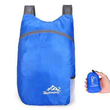 Складной рюкзак TUBAN, синий П0922