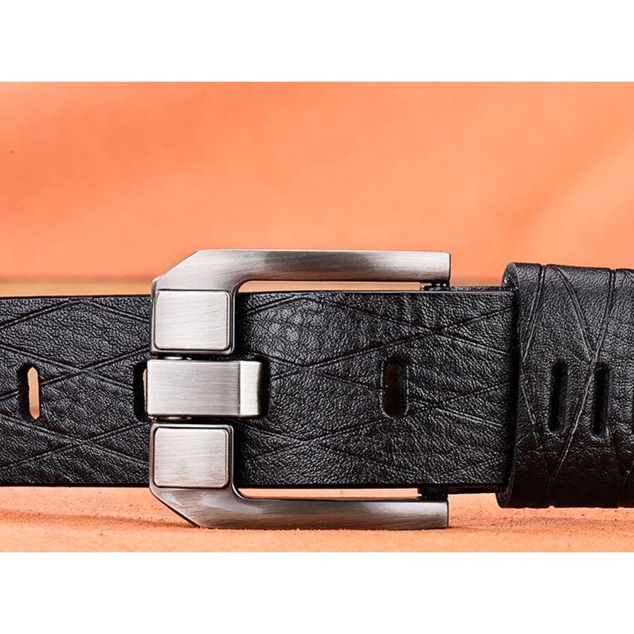 Мужские ремни и пояса - Мужской ремень LFMB, коричневый П0927
