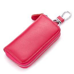 Ключница Baellerry, розовая 0931