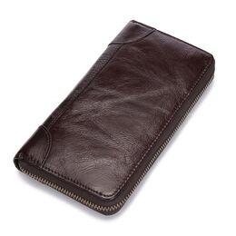 Мужское портмоне, кошелек Baellerry, коричневый 0937