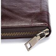 Мужские кошельки - Мужское портмоне, кошелек Baellerry, коричневый П0937