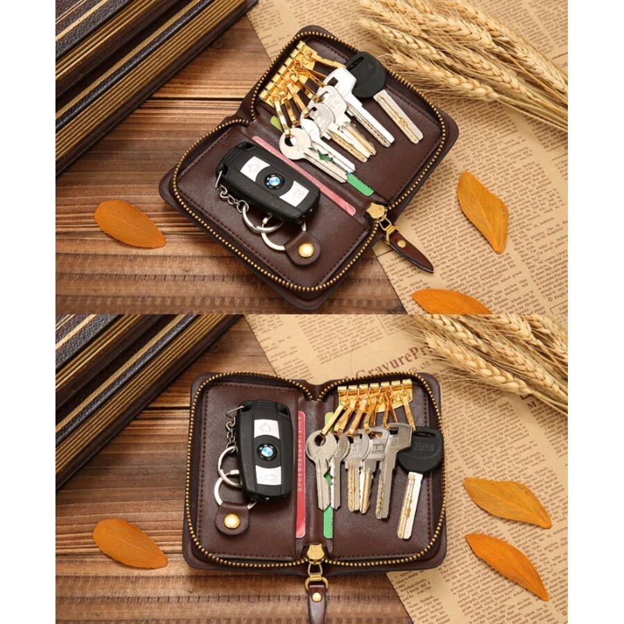 Ключницы - Ключница Bovis, черная П0941