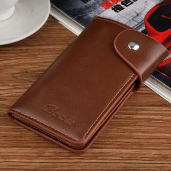 Ключница Baellerry, коричневая 0943