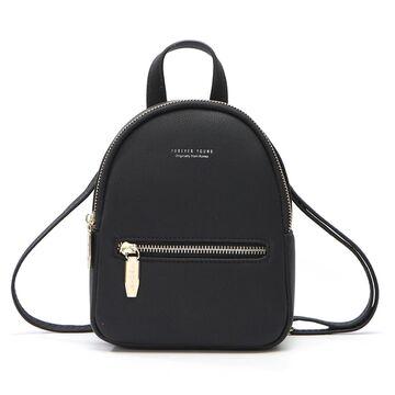 Женский рюкзак WEICHEN, черный П0949