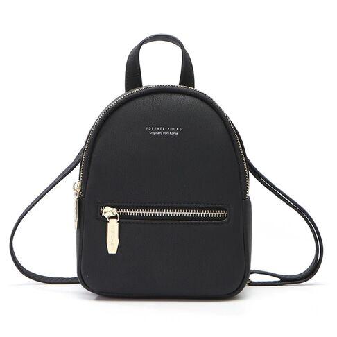 Женские рюкзаки - Женский рюкзак WEICHEN, черный 0949