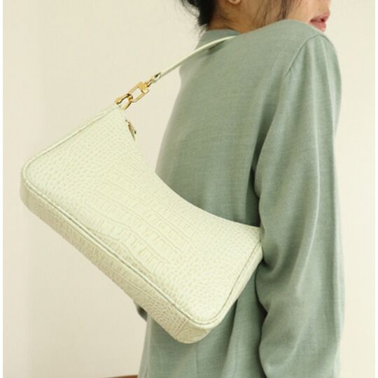 Женские сумки - Женская сумка DKQWAIT, белая П0957