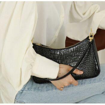 Женская сумка DKQWAIT, черная 0958
