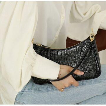 Женская сумка DKQWAIT, черная П0958