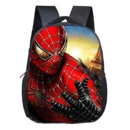 """Детский рюкзак """"Человек Паук"""" 0972"""