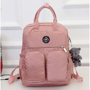 Женский рюкзак, розовый П0981