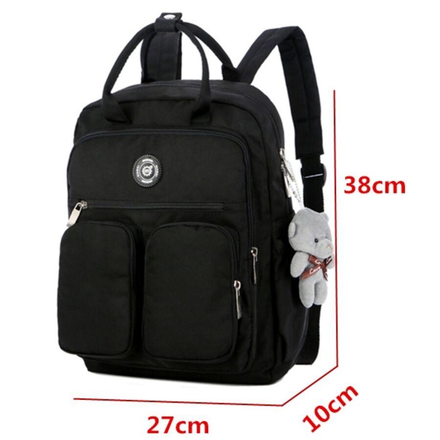 Женские рюкзаки - Женский рюкзак, розовый 0981