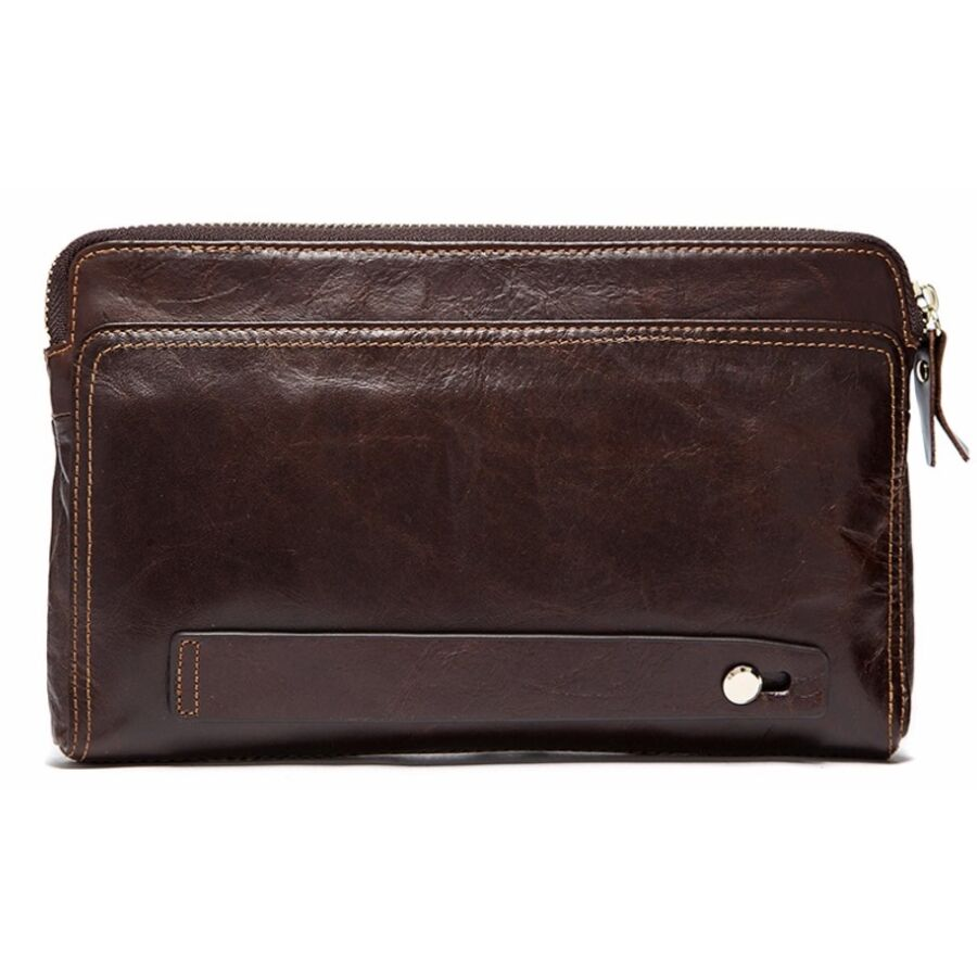 Мужские барсетки - Мужская сумка барсетка WESTAL, П0985