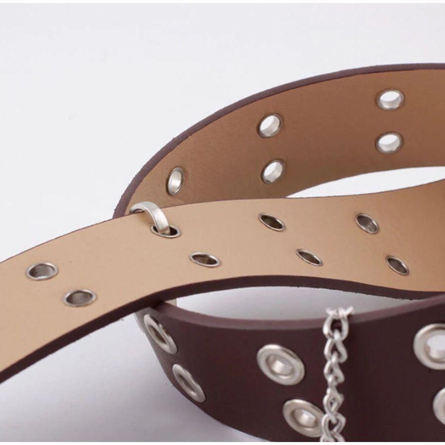 Женские ремни и пояса - Женский ремень Bestybt, коричневый П0990
