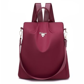 Женский рюкзак TuLaduo, красный 0993