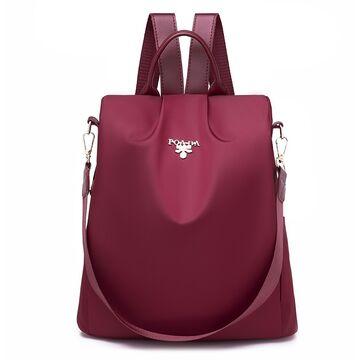 Женский рюкзак TuLaduo, красный П0993